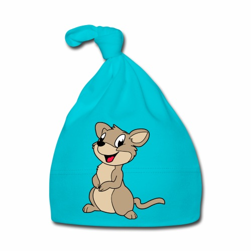 Rennmaus - Baby Mütze