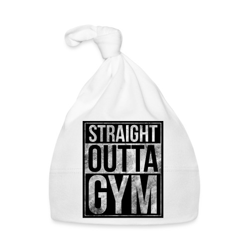 Fitness design - Straight Outta Gym - Baby Cap