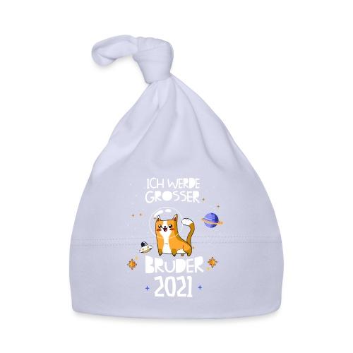 Großer Bruder 2021 Astronauten Katze Planeten - Baby Mütze