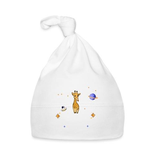 Großer Bruder 2021 Astronauten Giraffe Planeten - Baby Mütze