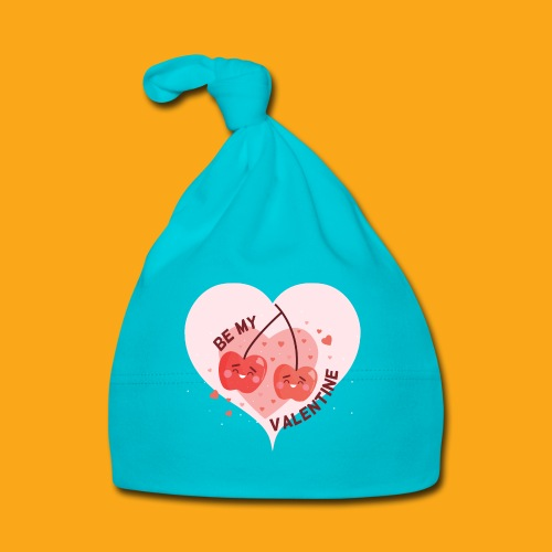 Be my Valentine - Baby Mütze