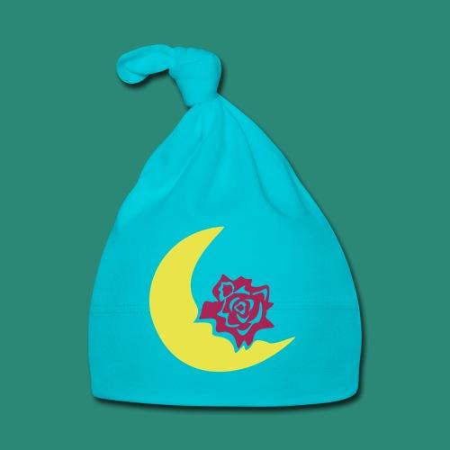 Mondblume svg - Baby Mütze