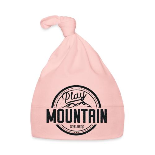 Play Mountain Black Edition - Baby Mütze