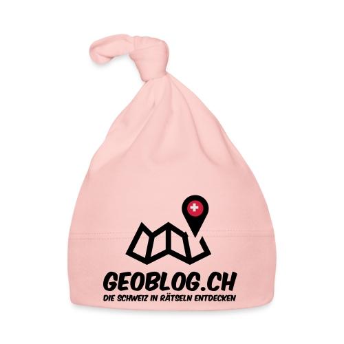 Logo+Schriftzug-hoch - Baby Mütze