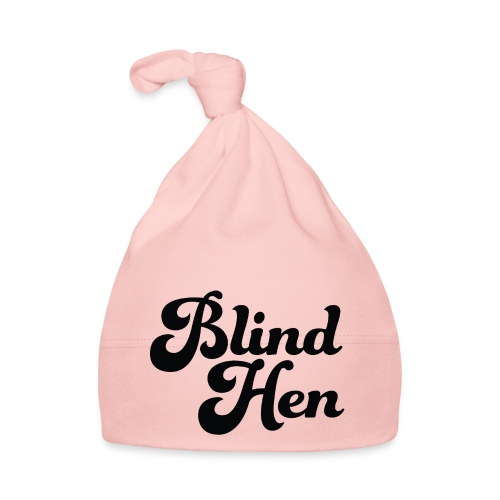 Blind Hen - Logo T-shirt premium, green. - Baby Cap