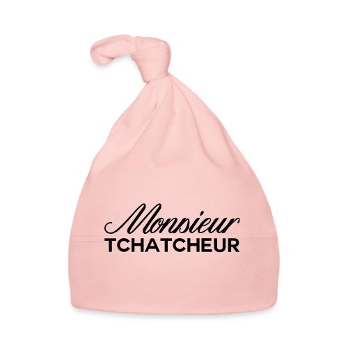 monsieur tchatcheur - Bonnet Bébé