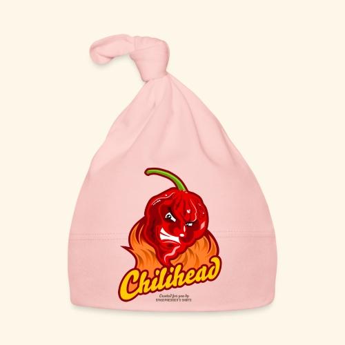 Chili Design Cartoon Chilihead   Grill T-Shirts - Baby Mütze