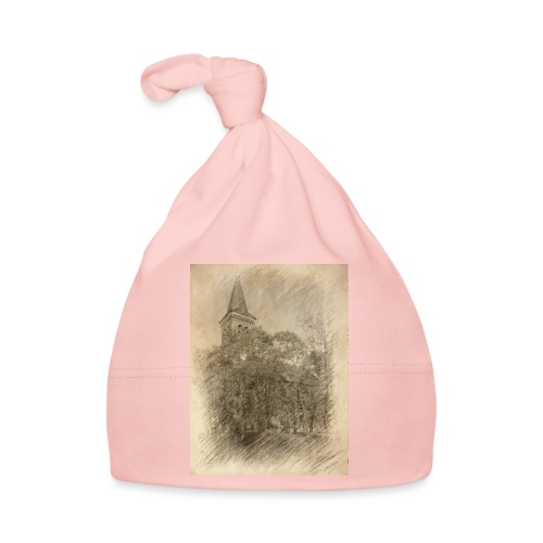 Baalberger Kirche - Baby Mütze
