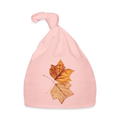 Blätter - Baby Mütze