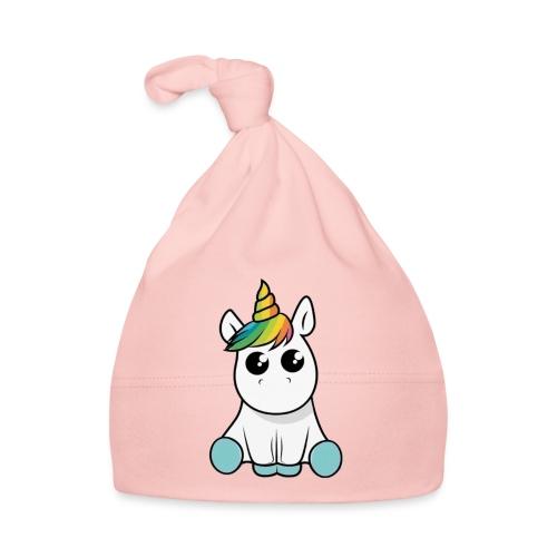 licorne - Bonnet Bébé