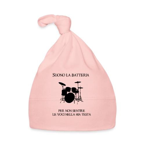 Batterista - Cappellino neonato