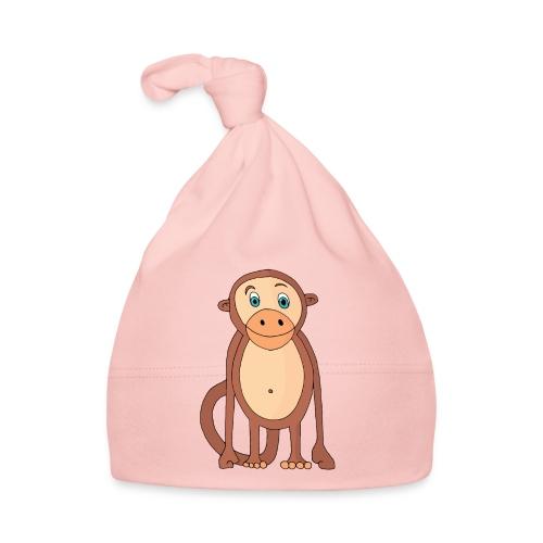 Bobo le singe - Bonnet Bébé