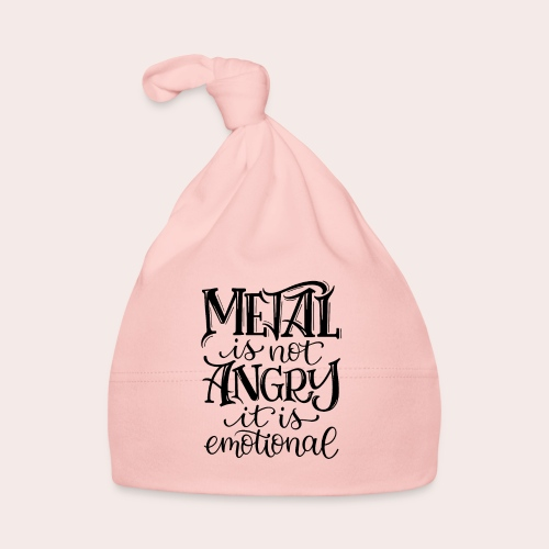 METAL is not ANGRY - Baby Mütze