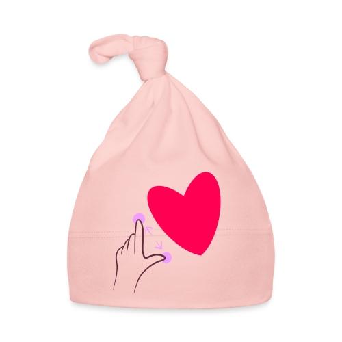 Große Liebe - Baby Mütze