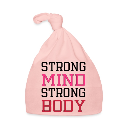 strong mind strong body - Babyhue