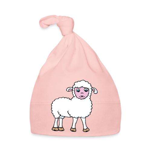 Minos le petit agneau - Bonnet Bébé