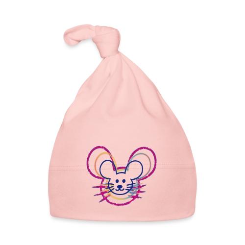 kleines Mausgesicht/Mäuse - Baby Mütze