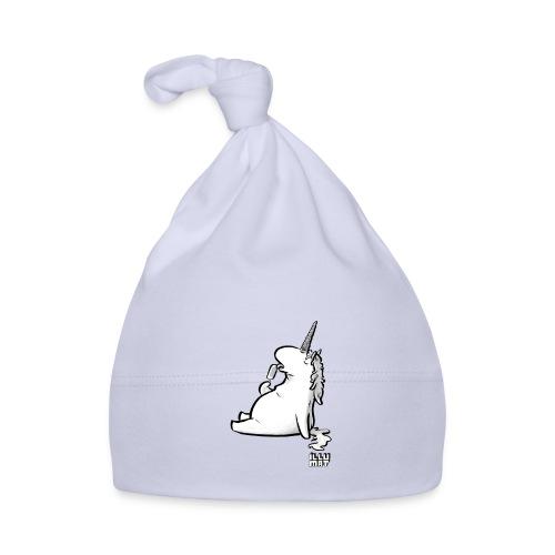 STE 0006 01 Eis Einhorn - Baby Mütze
