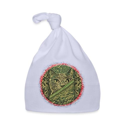 CAT GRACE CAMOUFLAGE - Baby Mütze