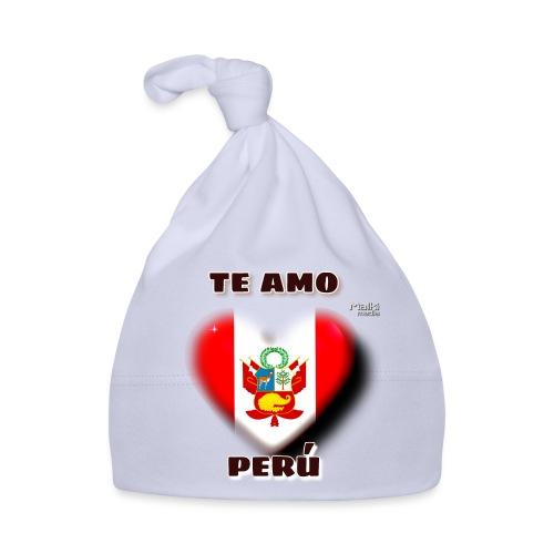 Te Amo Peru Corazon - Baby Mütze
