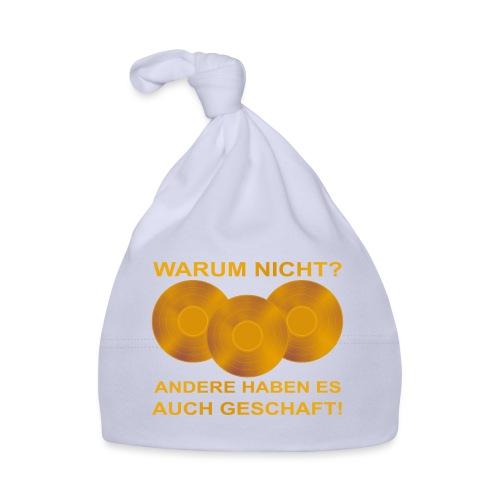 Goldene Schallplatte - Baby Mütze