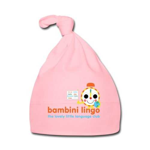 bambini lingo - the lovely little language club - Baby Cap