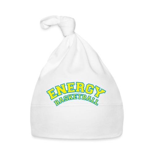 eco logo energy basketball giallo - Cappellino neonato