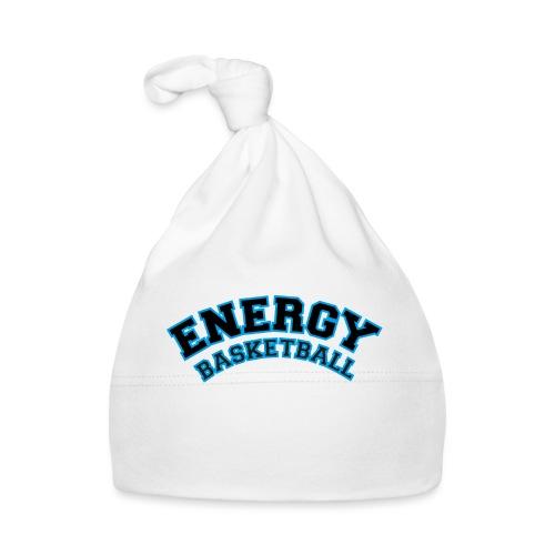 baby energy basketball logo nero - Cappellino neonato