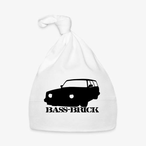 BASS BRICK Bitmap - Baby Cap
