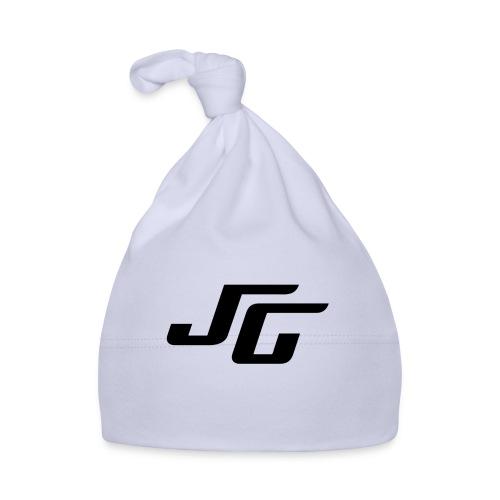 JG Logo schwarz - Baby Mütze