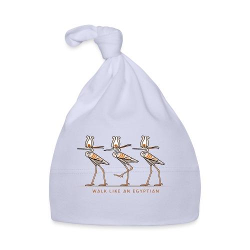 Reiher mit Krone I ÄGYPTEN - Baby Mütze