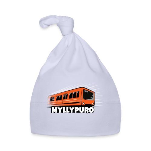 05 - METRO MYLLYPURO - HELSINKI - LAHJATUOTTEET - Vauvan myssy