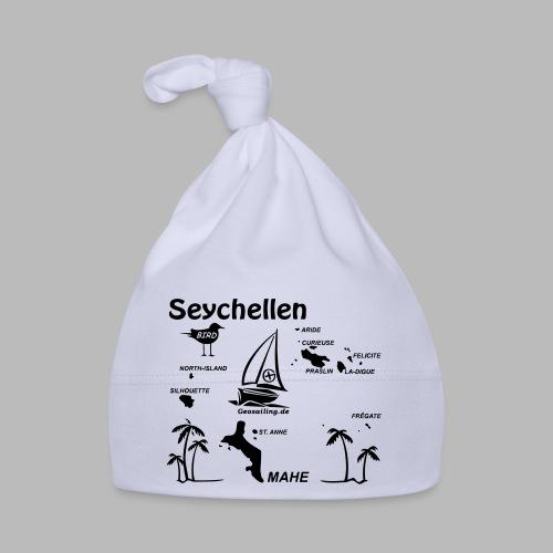 Seychellen Insel Crewshirt Mahe etc. - Baby Mütze