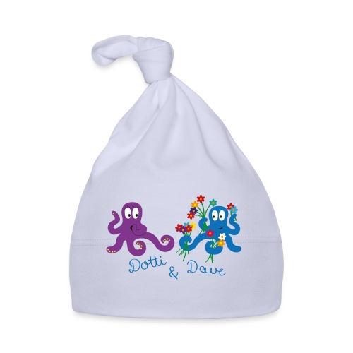 Kraken Liebespaar - Baby Mütze