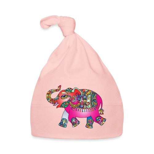 Elefant - Baby Mütze