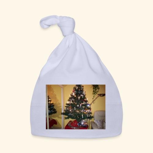 Weihnachtsbaum - Baby Mütze