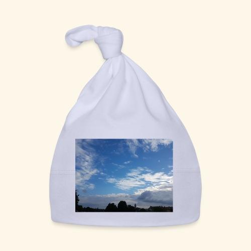 himmlisches Wolkenbild - Baby Mütze