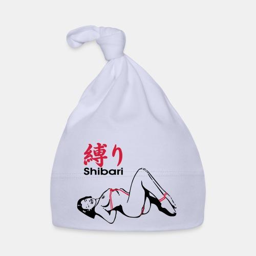 bound Shibari 2col - Baby Mütze