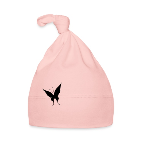 Schmetterling - Baby Mütze
