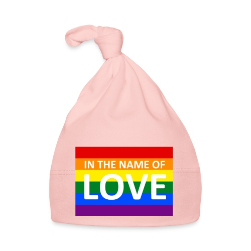IN THE NAME OF LOVE CAP - Babyhue