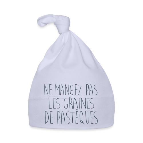 T-Shirt-Femme-Enceinte-personnalise - Bonnet Bébé