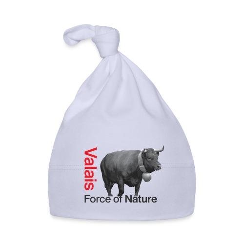 Naturgewalt - Kuh von Hérens Wallis - Baby Mütze