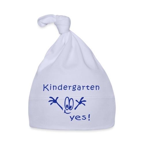 Kindergarten, Kita, Comic - Baby Mütze