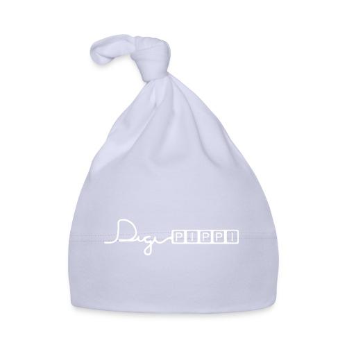 DP Logo White - Babyhue