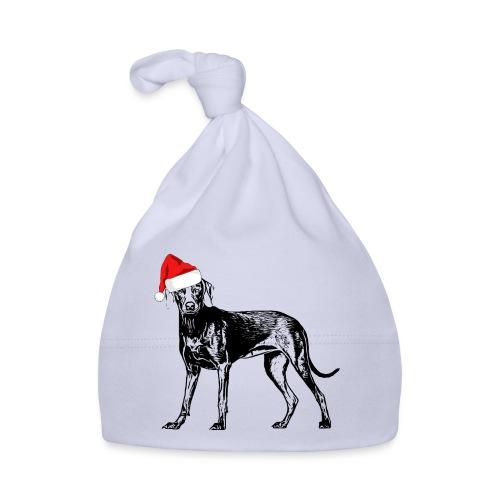 Weihnachten Weimaraner Hund Geschenk Geschenkidee - Baby Mütze