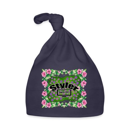 Styler Bloemen Design - Muts voor baby's
