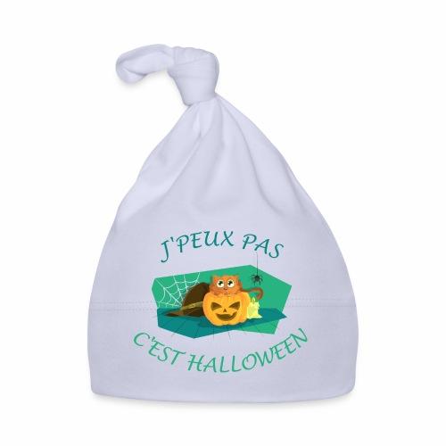 J'peux pas j'ai Halloween - Bonnet Bébé