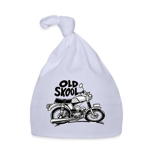 0897 brommer 50cc OLD SKOOL - Muts voor baby's