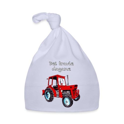 Traktor - Babys lue