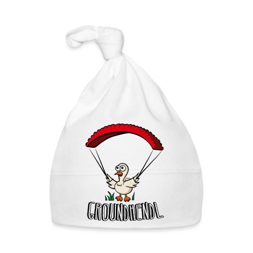 Groundhendl Paragliding Huhn - Baby Mütze